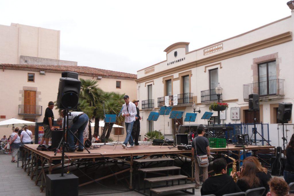Концерт на улице для всех желающих