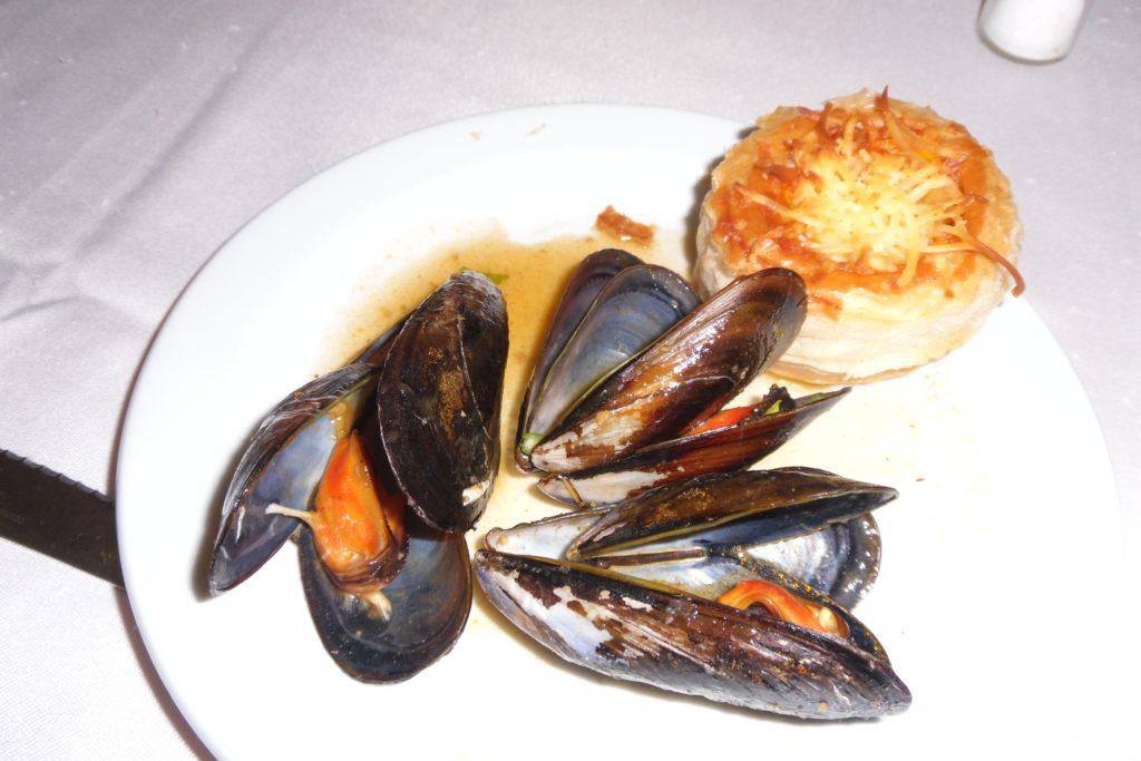 Морепродукты тоже люблю