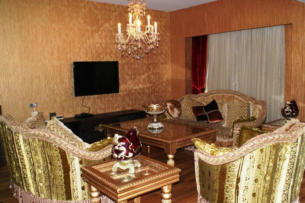 Spice Hotel. Марокканский стиль