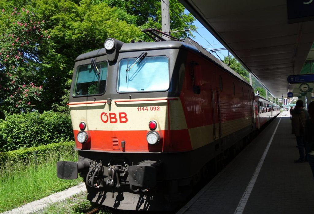 Австрийские железные дороги