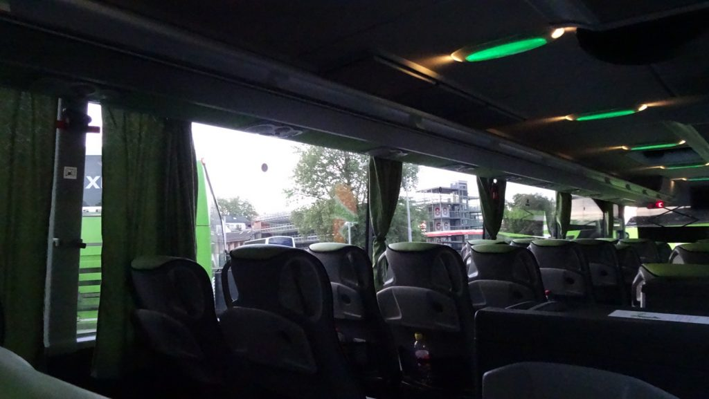 Автобусы тоже отличные