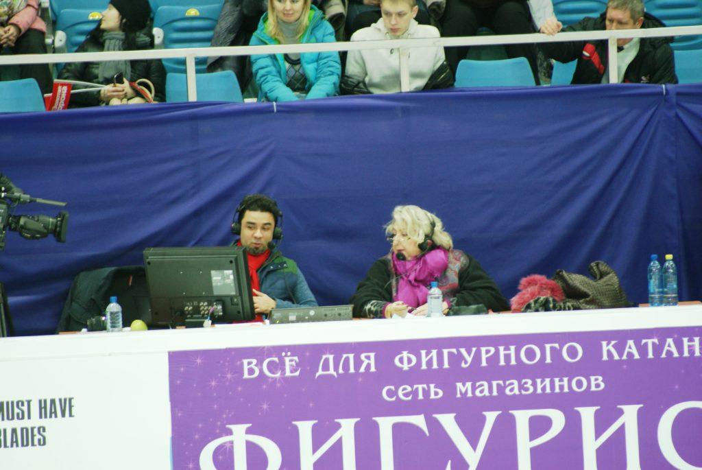 Александр Гришин и Татьяна Тарасова. Вы не можете не знать эти голоса