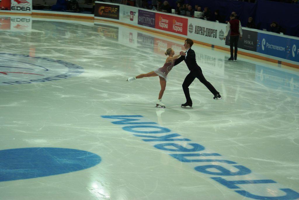 Евгения Тарасова - Владимир Морозов. Ах, какой обидной малости не хватило, но верю, что их это только закалит
