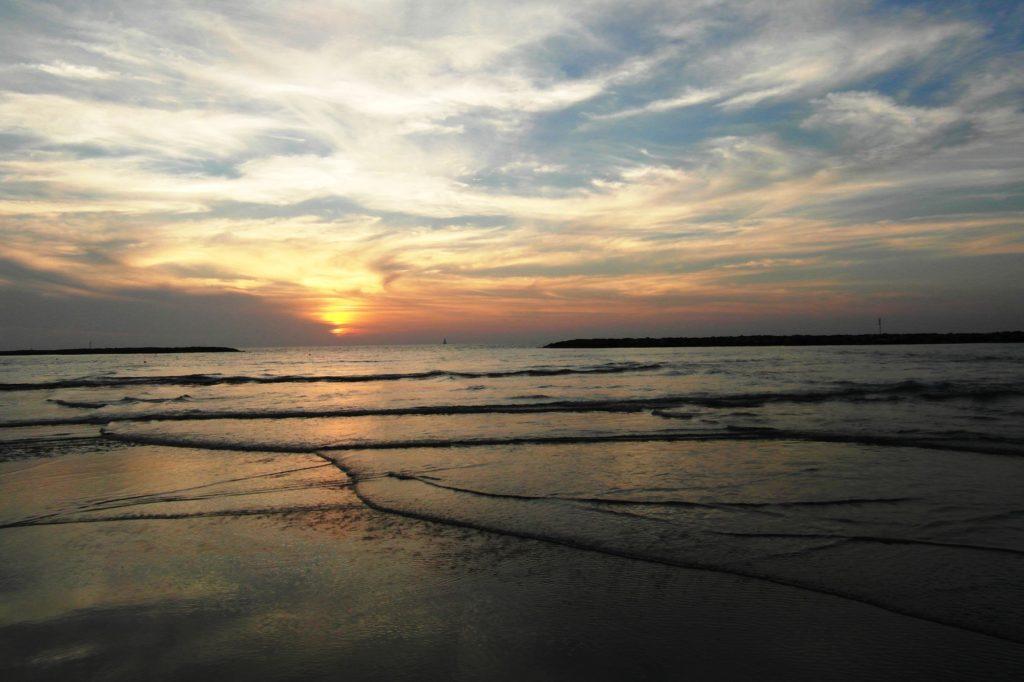 Тель-Авив, пляж