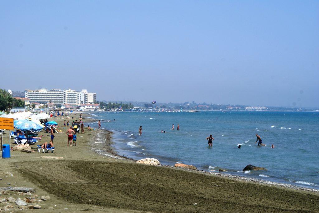 Пляж. Неплохо, но и ничего особенного