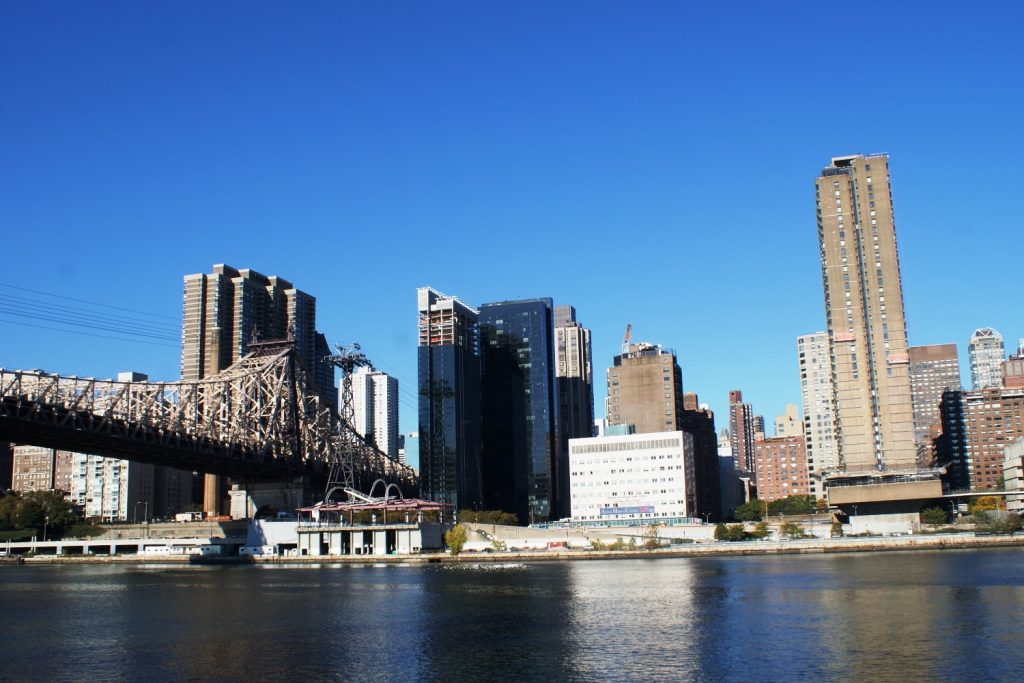 Нью-Йорк. Виды