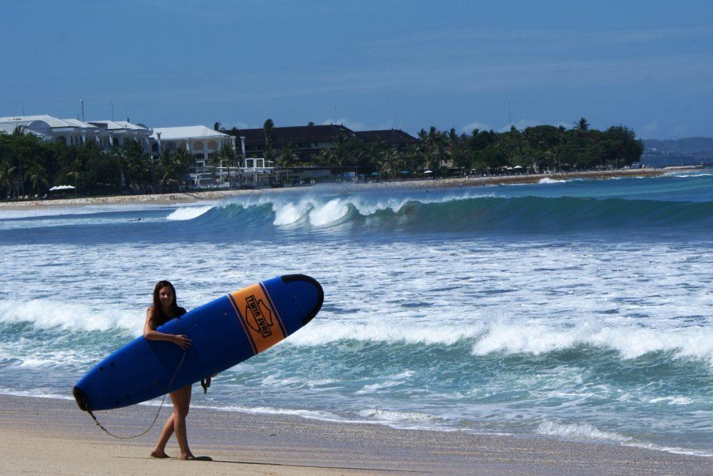 Как же на Бали - и без серфинга?