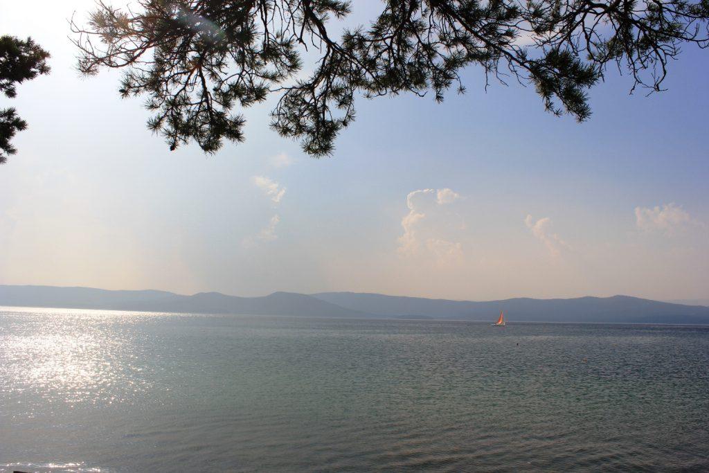 Любимое озеро