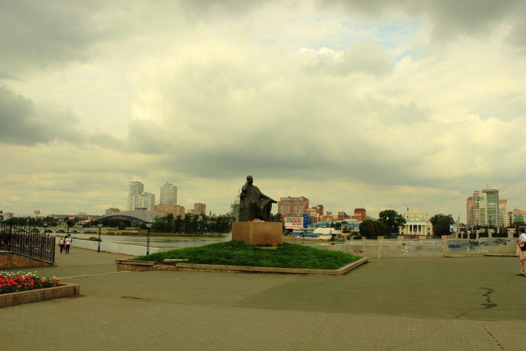 Еще Челябинск