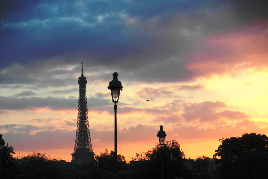 Париж, каким я его запомню в этот раз
