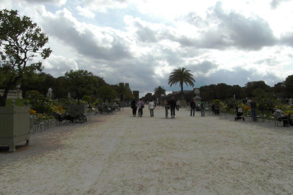 Париж туристический