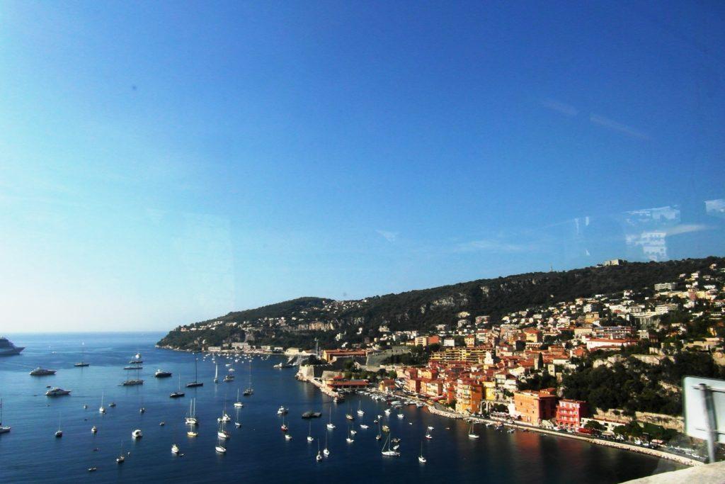 По пути из Ниццы в Монако