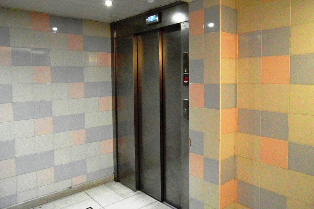 Уличный лифт