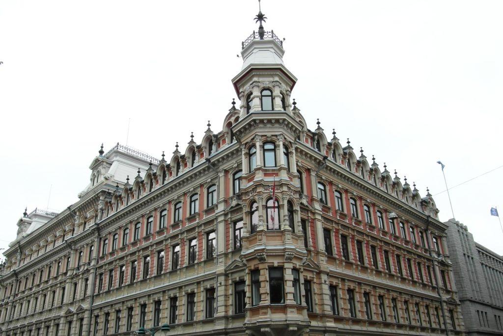 Архитектура Хельсинки