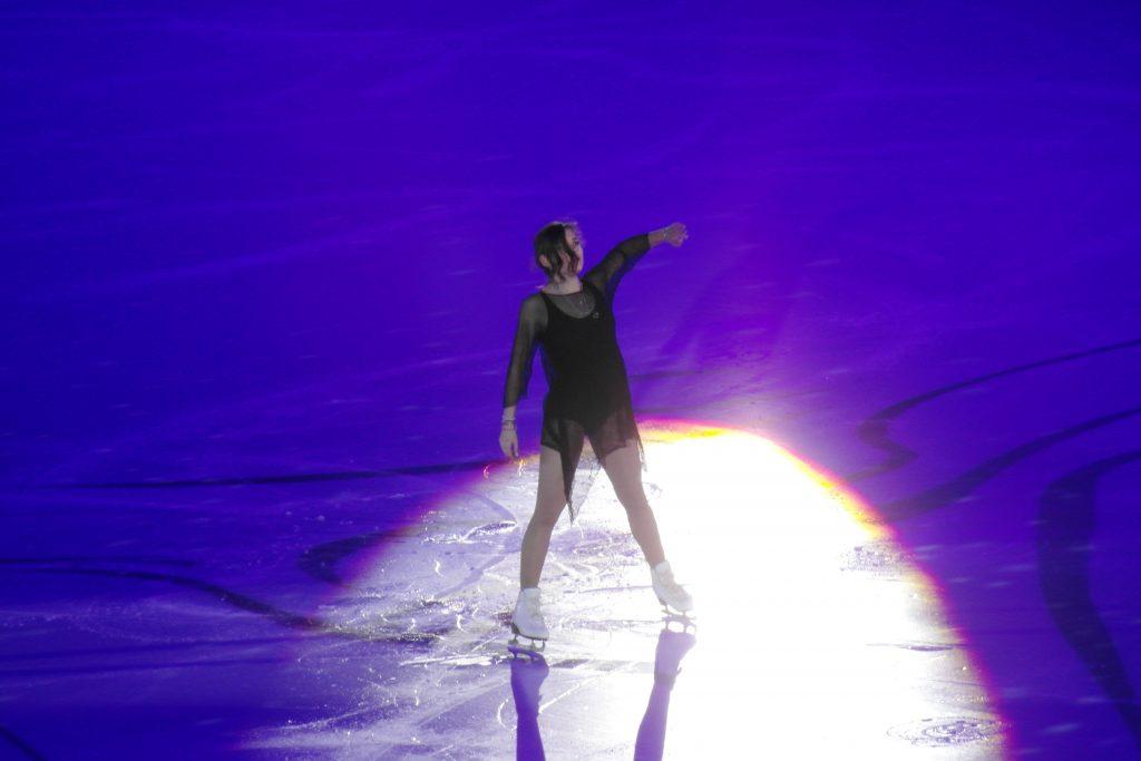 Призер Аделина Сотникова