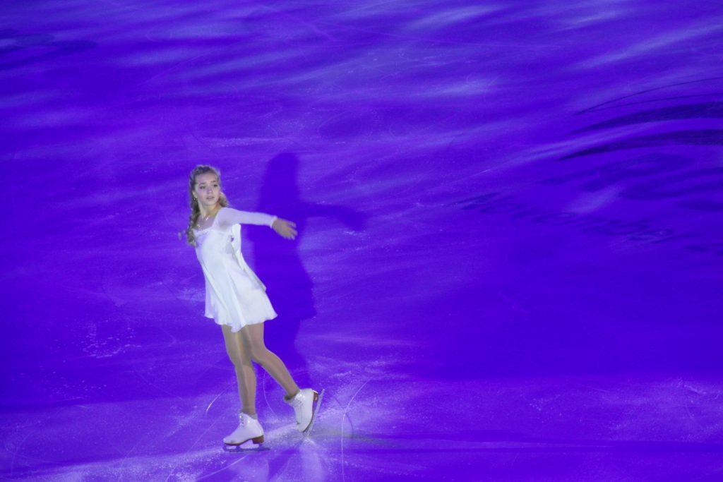 Победительница Елена Радионова