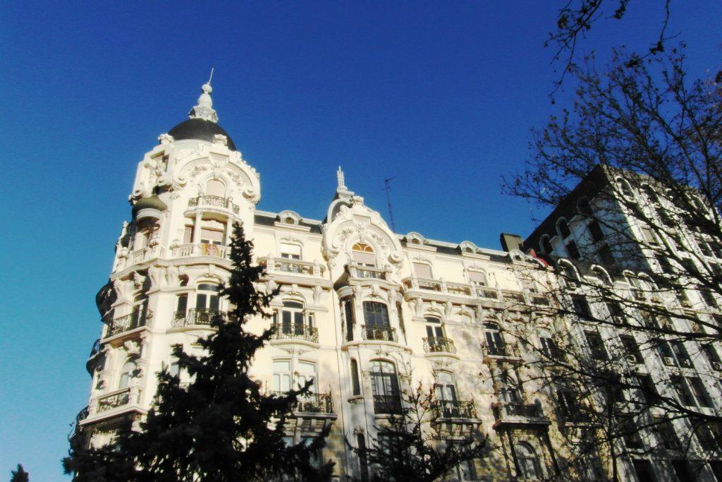 Привычный Мадрид