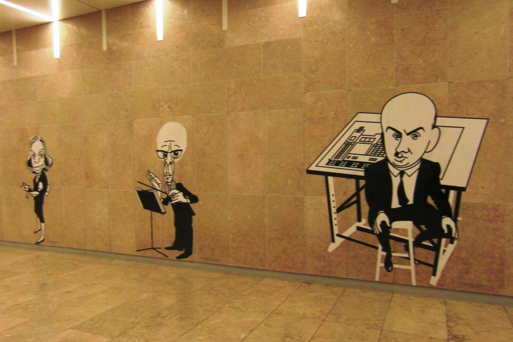В метро Лиссабона