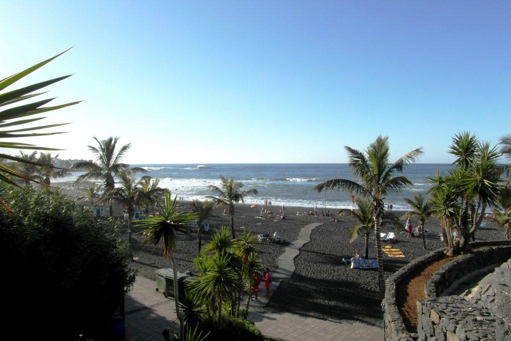 Пляж в Пуэрто-де-ла-Круз