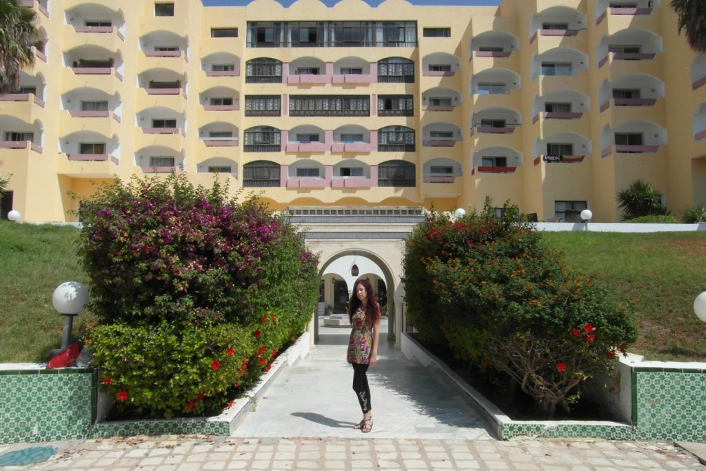 Отель в Тунисе