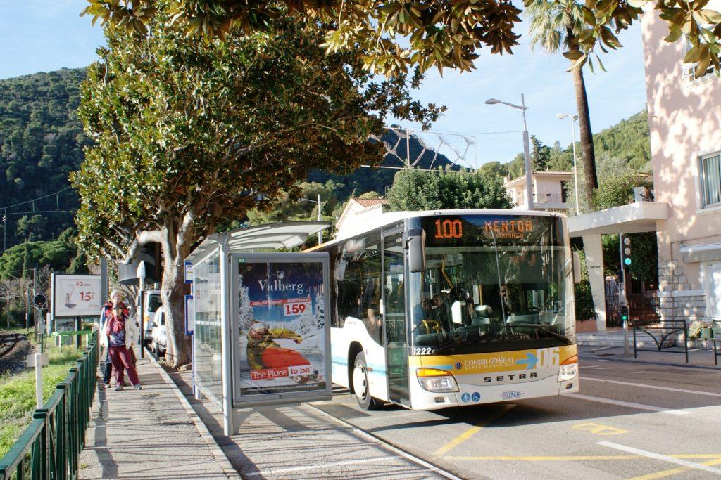 Вот такие автобусы ходят, очень комфортные