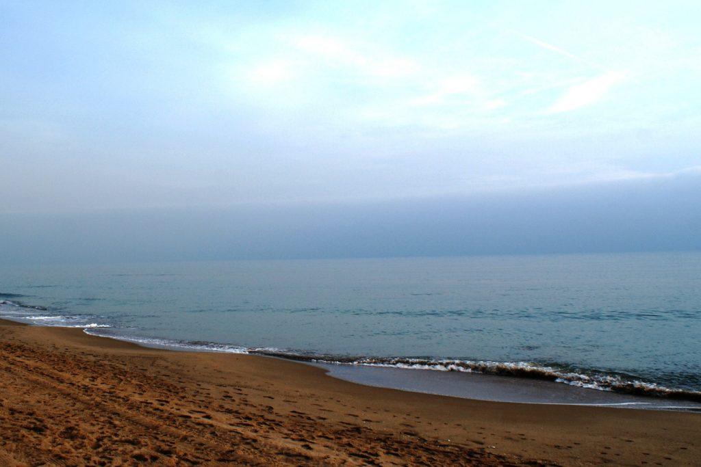 Пляж классный!