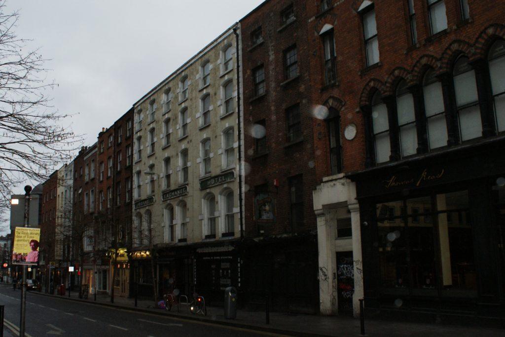 Типичный Дублин