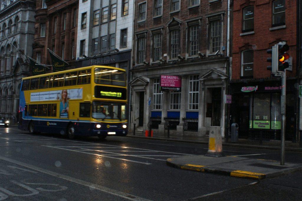 Удобные двухэтажные автобусы