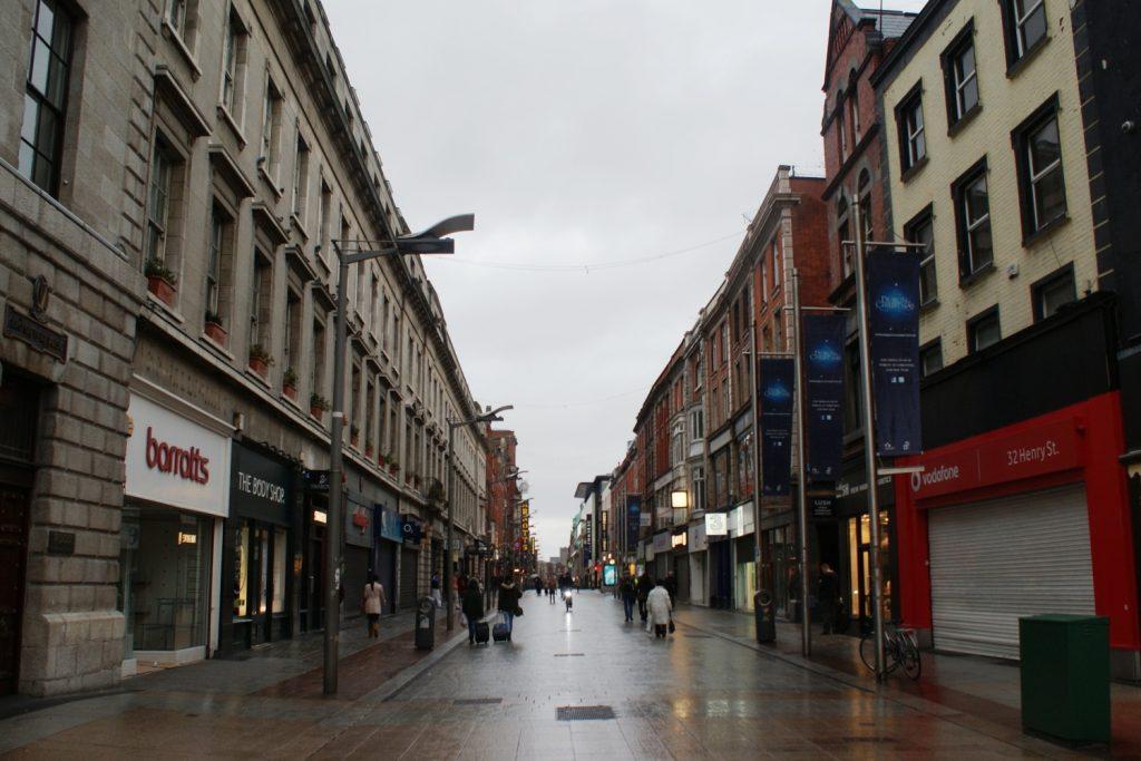 Улочки Дублина