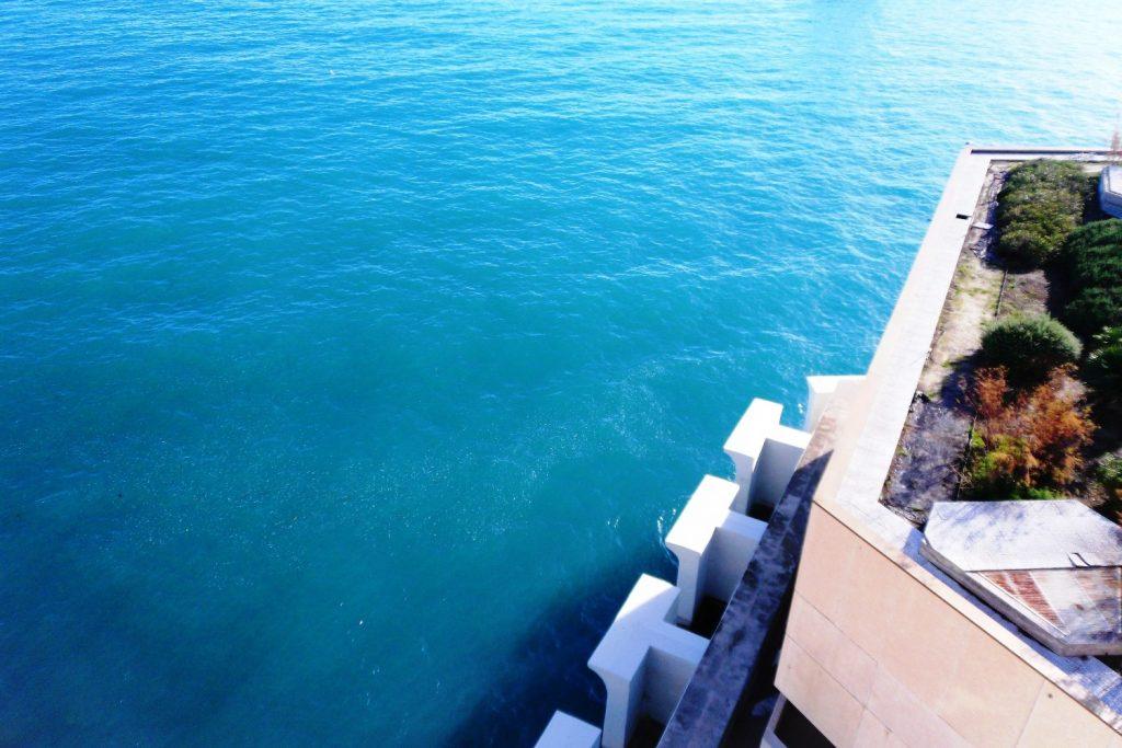 Цвет воды! Монако - настоящее чудо