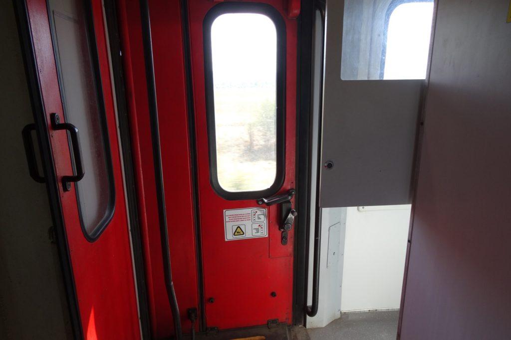 Вот такие поезда ходят из Софии в Бургас и обратно