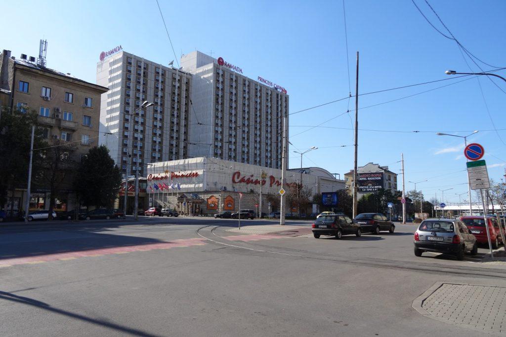 Казино и популярные отели