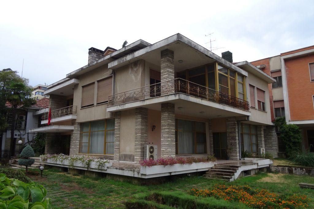 Дом Энвера Ходжи