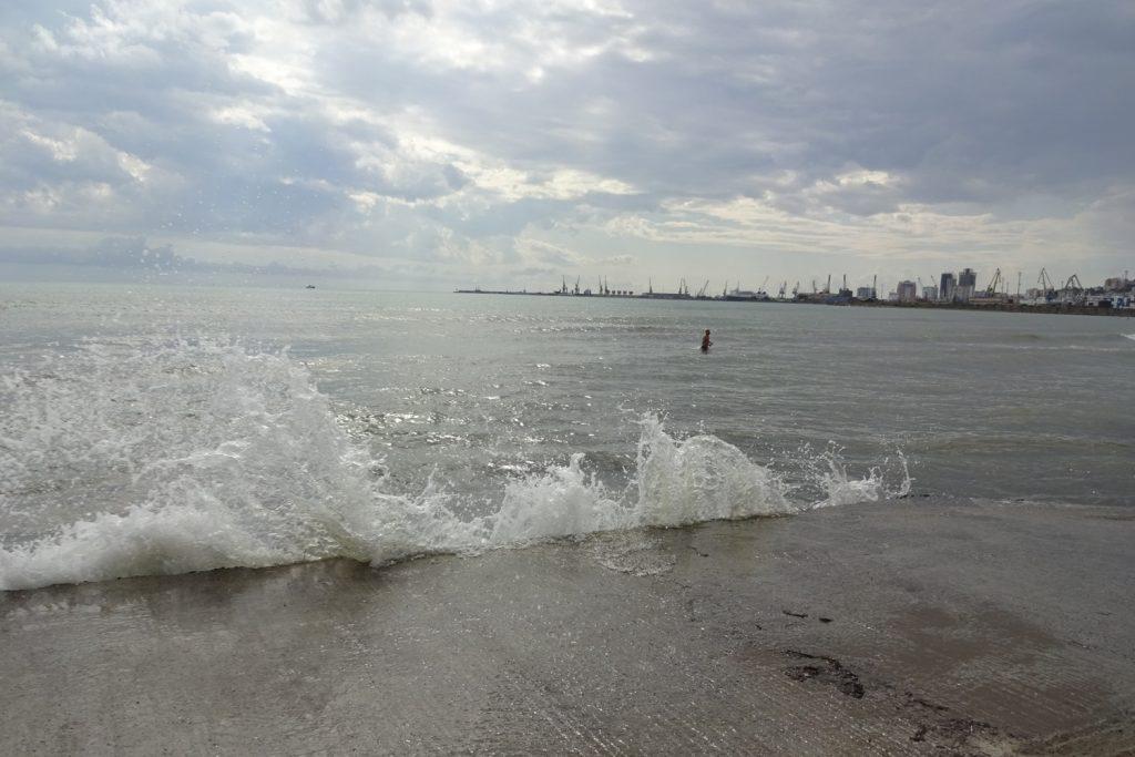 Люблю волны