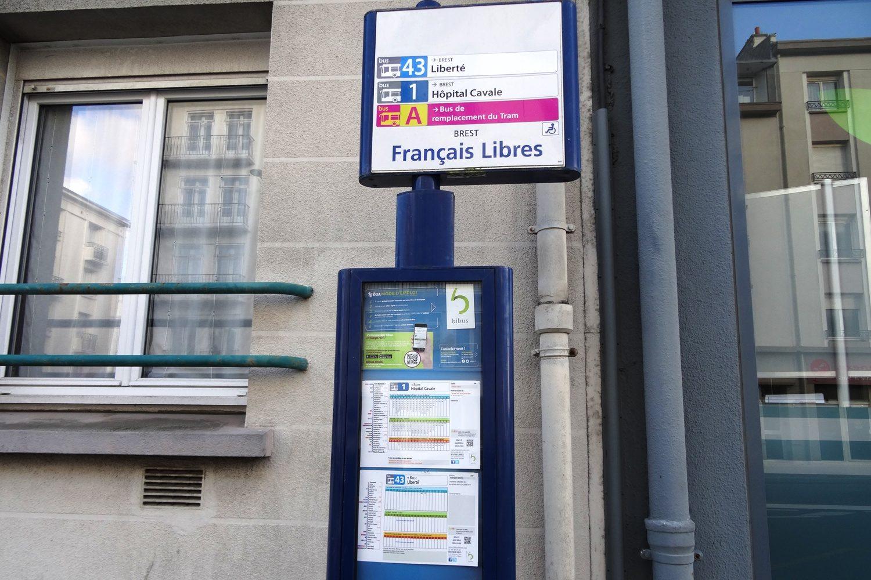 И снова во Франции отмечаю, насколько транспорт удобный
