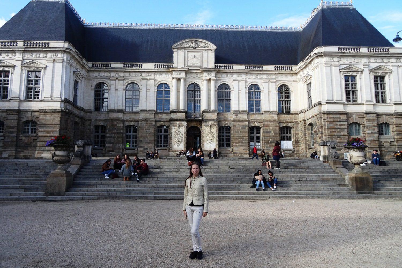 Парламент Бретани и я