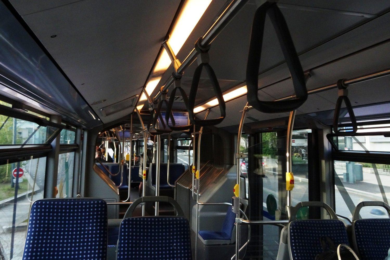 Автобусы тоже удобные