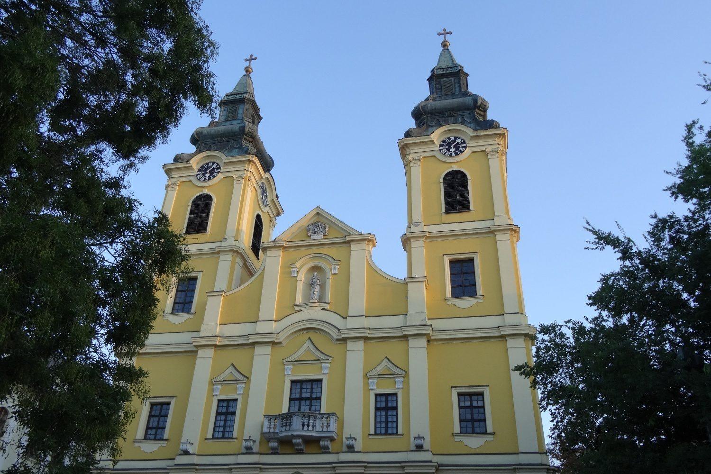 Собор Святой Анны построен в XVIII веке
