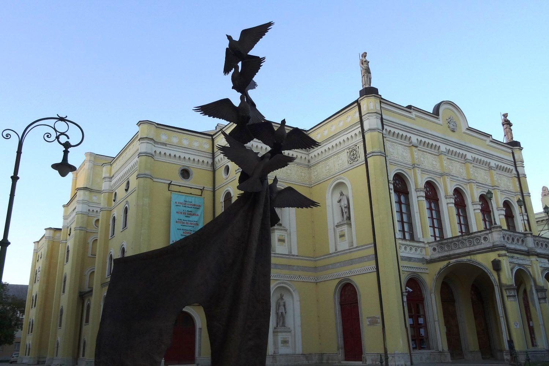 Театр Михая Чоконаи-Витеза, построенный в XIX веке