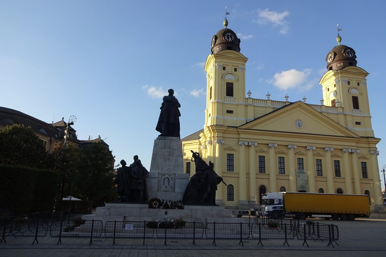 Памятник памятник Лайошу Кошуту