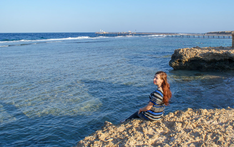 Любуюсь морем