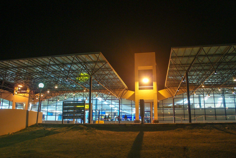 Аэропорт Marsa Alam