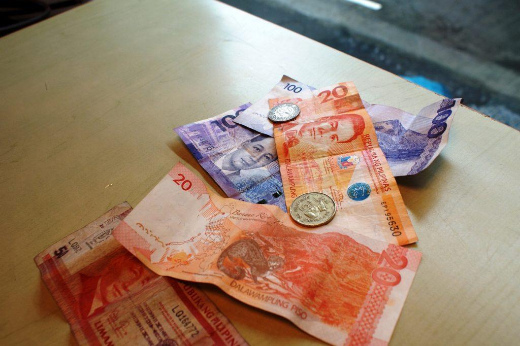 Филиппинские деньги