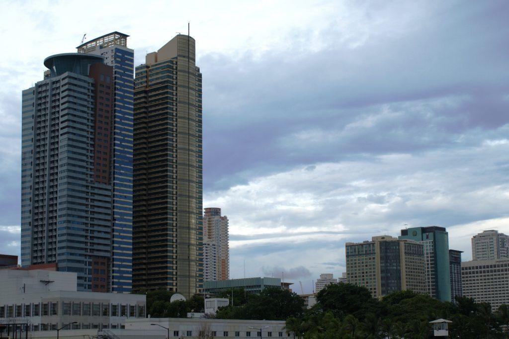 Богатая часть Манилы