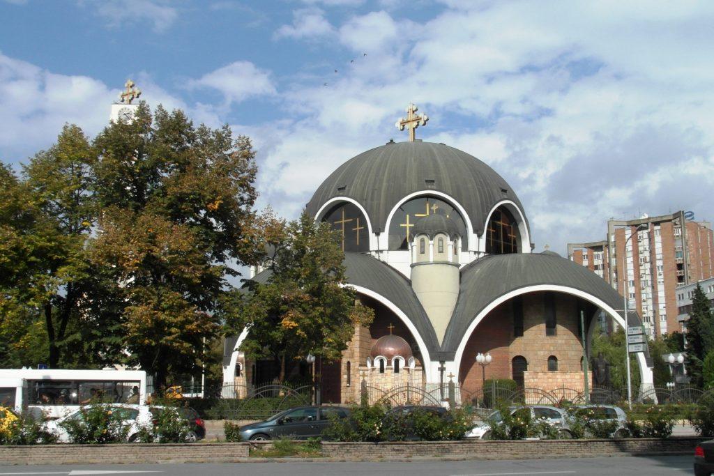 Необычная церковь