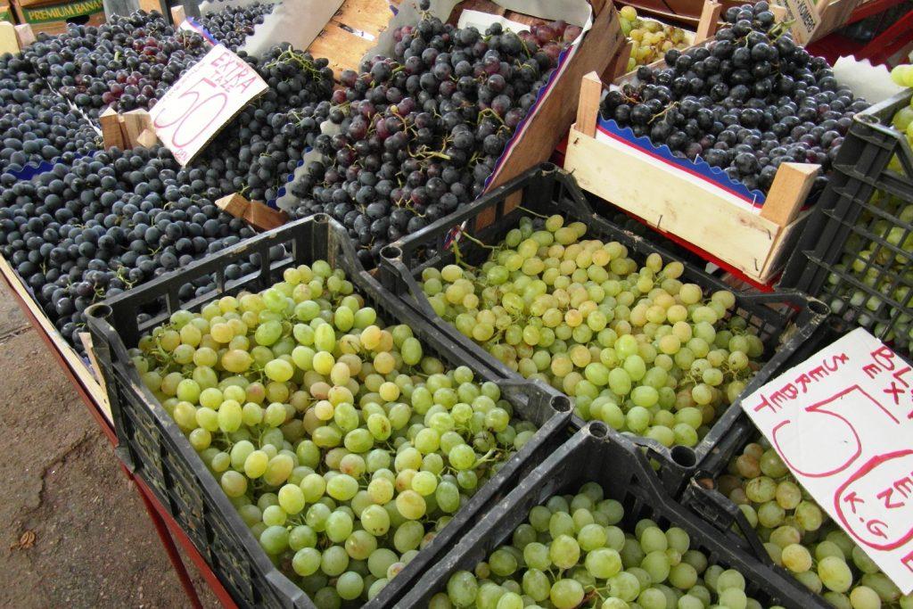 Безумные (в хорошем смысле) цены на фрукты