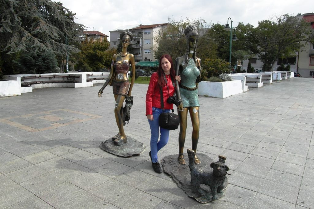 Внезапные скульптуры