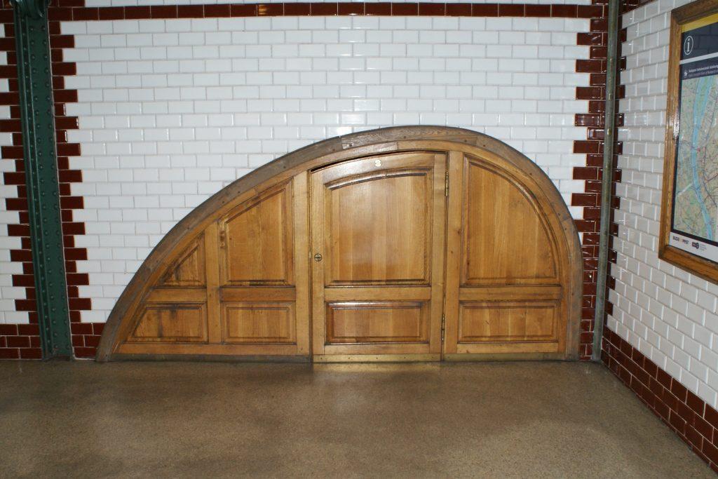 Дверка для карликов