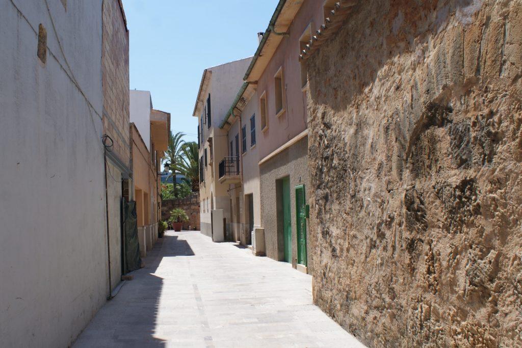Старые улочки Алькудии