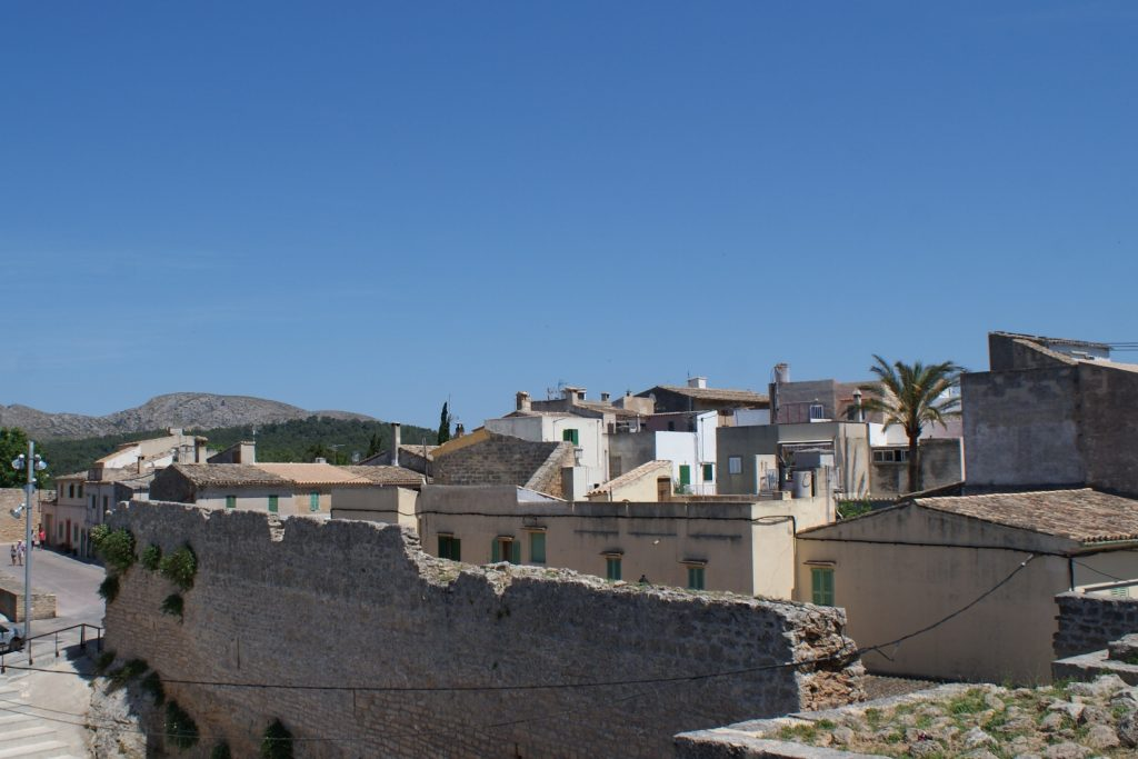 Алькудия. Старая крепость